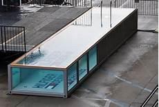 billige swimmingpools kaufen die 25 besten ideen zu containerpool auf