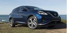 2019 nissan murano 2019 nissan murano drive review a sharply styled