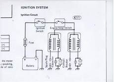 1981 harley wiring diagram i need a wiring diagram for the coil ignition on a 1981 kawasaki csr 305 i cant get any spark