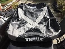 Thule Ranger 90 Fabric Roof Box In Heath West