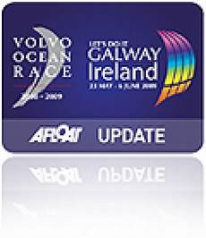 galway to bid for third volvo race visit in 2020
