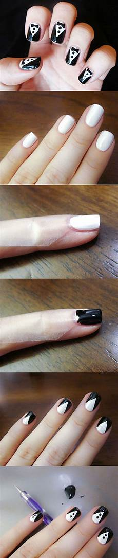 25 Best Easy Nail Tutorials 2012 For Beginners