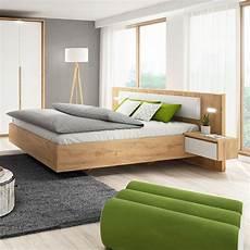 lit 2 personnes 160x200 cm avec chevets et led xelo dya