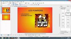 Tuto Comment Faire Un Diaporama Avec Libre Office Fr