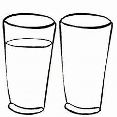disegni di bicchieri disegni acqua da colorare acolore