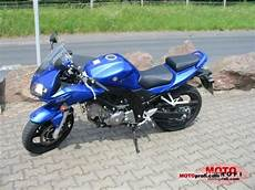 suzuki sv 650 s 2007 specs and photos
