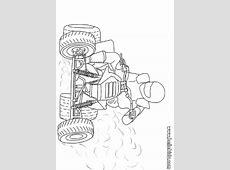 Quad coloring pages   Hellokids.com