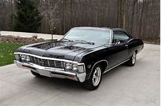 1967 Black Chevy Impala Introduced To Me Via Supernatural