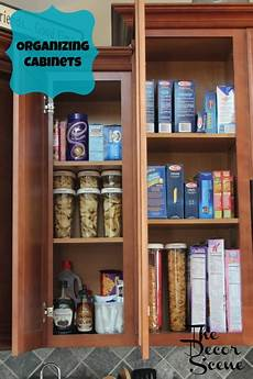 Organizing My Kitchen by How To Organize Kitchen Cabinets