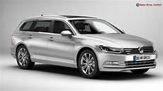 Volkswagen Passat Variant 2015 3d Model Max Obj 3ds