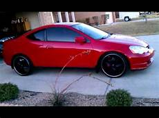 04 acura rsx 20 quot rims youtube