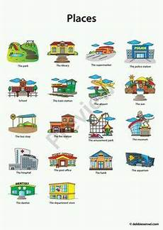 places to visit worksheets 16035 places in our community clipart places to visit community clipart community helpers
