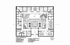 modern asian house plans funiture courtyard house plans traditional japanese