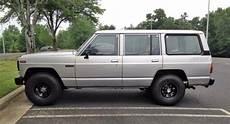 nissan patrol kaufen 1984 nissan safari patrol mq 160 beautifully restored