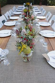 diy victoria wedding at euroa butter factory flowers and table centrepieces in 2019 wedding