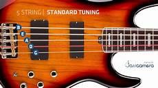 Bass Tuning 5 Strings Standard B E A D G Hd