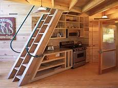 Creative Ideas For Building Tiny House Stairs Tiny Houses