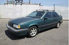 how it works cars 1994 volvo 850 transmission control find used 1994 volvo 850 base manual 5 cylinder no reserve in orange california united states
