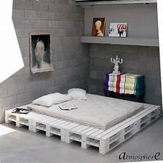 Europaletten Möbel Bett - europaletten bett plattform kunstvolle einrichtung diy