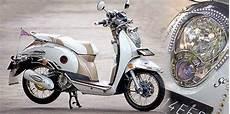 Variasi Motor Scoopy by Daftar Harga Aksesoris Motor Honda Scoopy