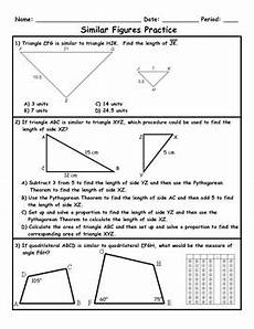 similar figures word problems applications practice by jessica eaton