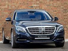 2015 used mercedes s class maybach s600 cavansite