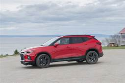 Up Close With The Chevy Blazer RS A Sporty SUV That's