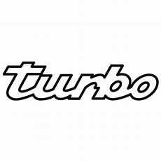 sticker porsche 911 turbo 1977 logo
