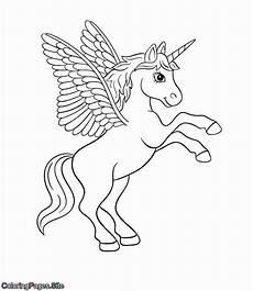 28 unicorn pegasus coloring page in 2020