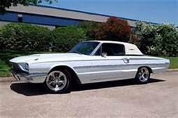 1966 Ford Thunderbird Convertible  Thunderbirds Retro