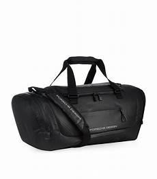 porsche design large bag in black for lyst