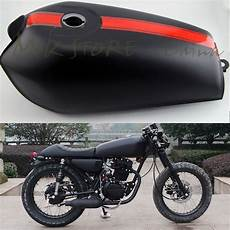 Cafe Racer Bike Fuel Tank