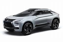 Evo Name Returns On Mitsubishi E Evolution SUV Concept