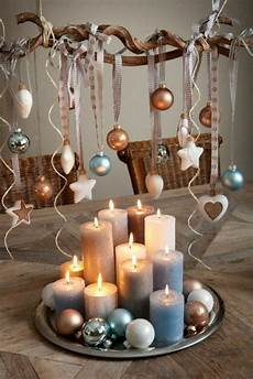 deko kerzen weihnachtliche deko ideen