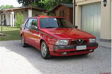 vendo alfa romeo 75 turbo
