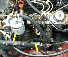 Help To Locate Fuel Filters 300d Peachparts Mercedes