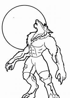 Gratis Malvorlagen Werwolf 93 Best Coloring Pages Images On