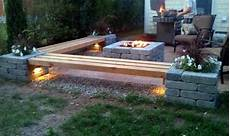 Modern Patio Decorating Awesome Diy Propane Pit Ideas