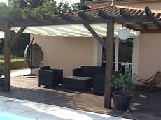 Pergola A Store Coulissant