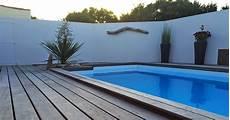 plage de piscine concevoir sa plage de piscine id terrasse bois