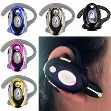 Business Earphone Wireless Bluetooth Headset For