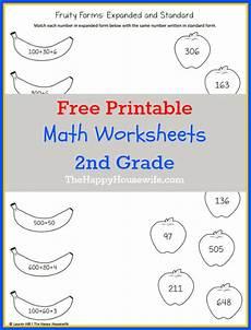 free 2nd grade math worksheets free homeschool deals