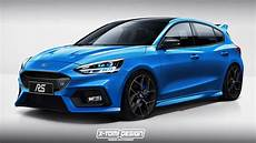 next ford focus rs to go mild hybrid with nearly 300kw