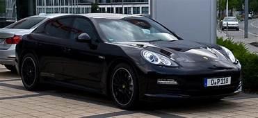 Porsche Panamera 4S 970 – Frontansicht 15 Juli