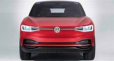 Vw S Next I D Family Member Could Be A Rugged Boxy Suv