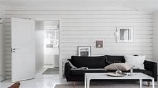Desain Interior Ruangan Gaya Monokrom