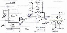 rangkaian sensor gerak elektronika