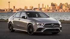 2019 Mercedes A Class Sedan Road Test Review Autoblog