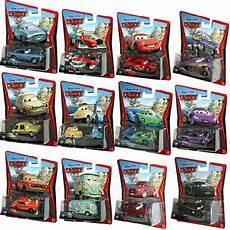 Disney Pixar Cars 2 Auto 1 55 Modelle A L Zur Auswahl