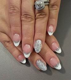 75 oval shaped acrylic nail designs for nail lovers